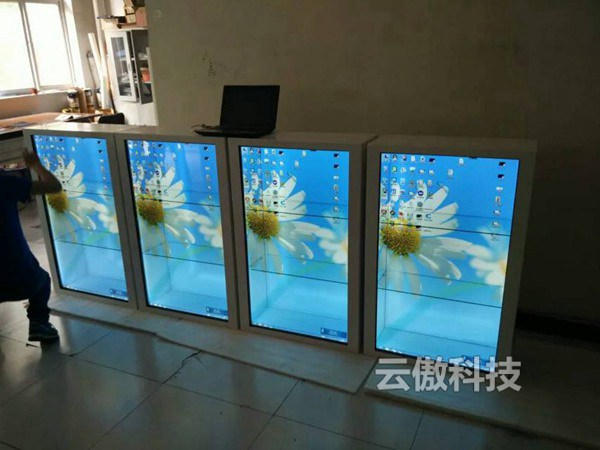 透明展示柜